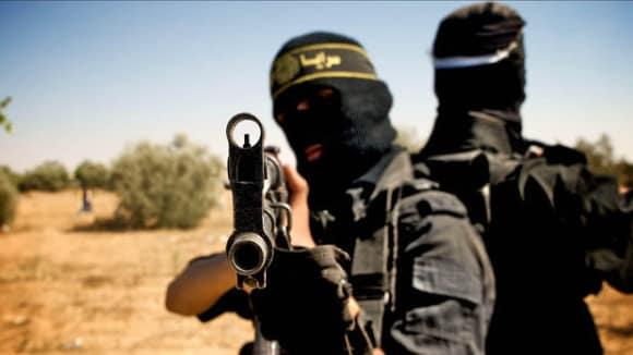 Bojovníci ISIS