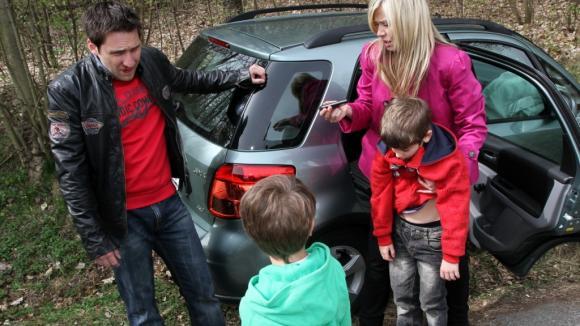 Cesty domů, Jak se simuluje autonehoda, 6