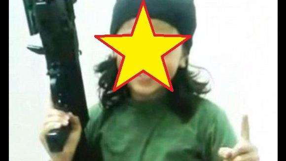 Abu Ubaudah byl nejmladším vojákem Islámského státu