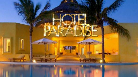 Hotel Paradise logo