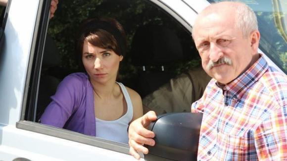 Sandra Nováková a Oldřich Navrátil