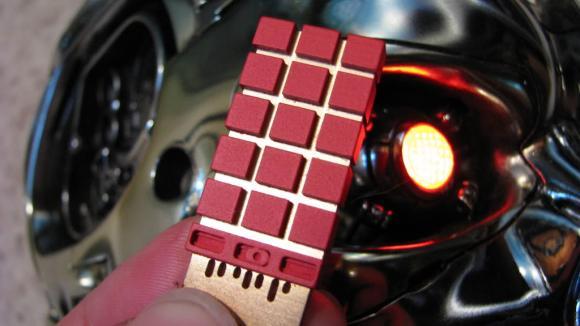 Mikročip pro ovládání