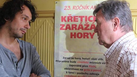 Bedřich nechce dopustit, aby se konalo u Vlčka