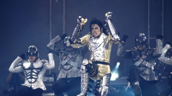 Michael Jackson je ikonou popového tance