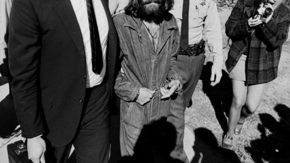 Charles Manson: zatýkání
