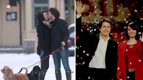 Láska ve filmu a láska ve skutečnosti. Nezapomenutelná Boubelka se vdávala loni