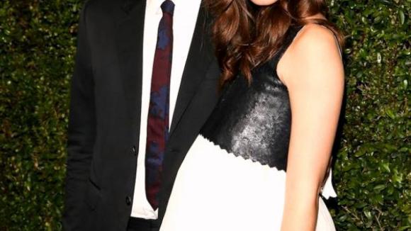 Keira Knightley s manželem Jamesem Rightonem