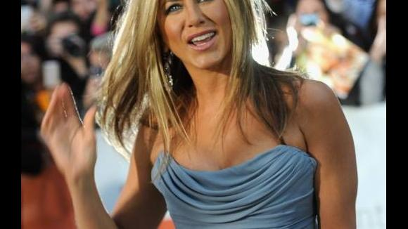 Jennifer Aniston ve své ještě bujaré hřívě