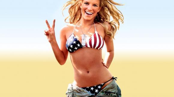 Jessica Simpson, vlajka