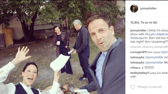 Sherlock Holmes: Jak prosté - zákulisí natáčení