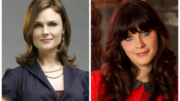 Emily vs. Zoe Deschanel
