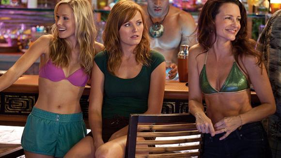 Trable v ráji - Kristen Bell, Malin Åkerman, Kristin Davis