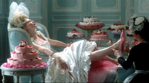 Marie Antoinetta a luxus