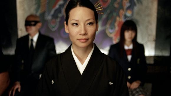 Lucy Liu v Kill Bill.