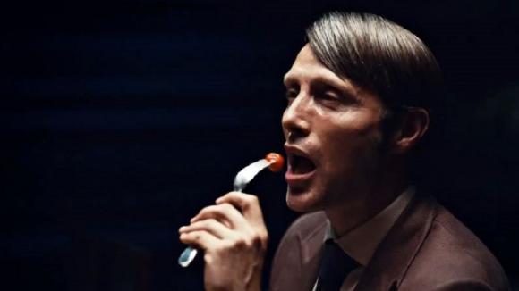 Mads Mikkelsen jako Hannibal - labužník