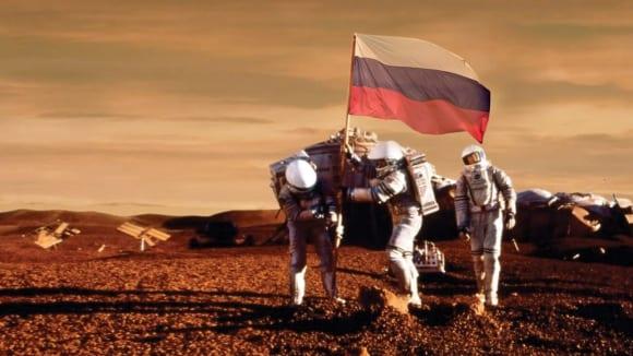 Rusové na Marsu