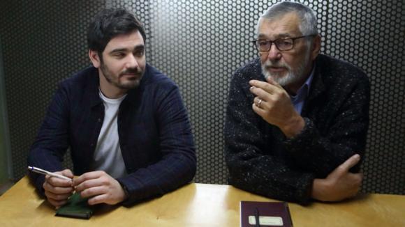 Mordparta - Vojta Kotek a Jiří Bartoška v roli vyšetřovatelů