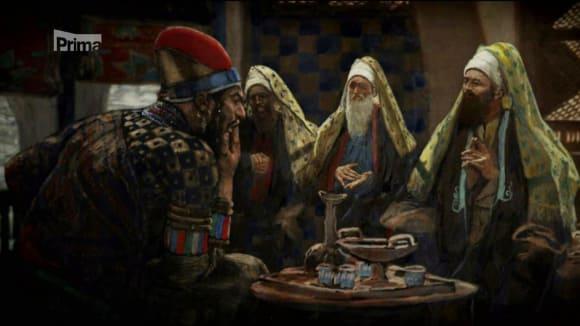 Mudrci z východu přinesli králi Herodovi zprávu o narození mesiáše