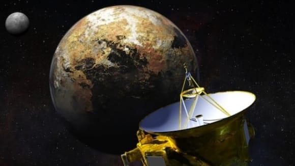 New Horizons se už blíží k Plutu!