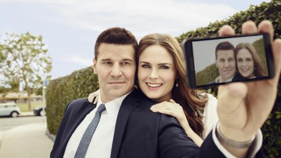 Sběratelé s kostí - Kůstka a Booth selfie