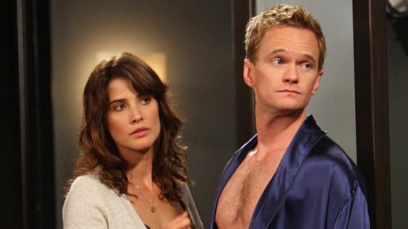 Jak jsem poznal vaši matku - Barney a Robin