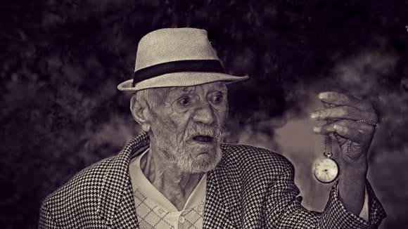 stáří je neodvratné