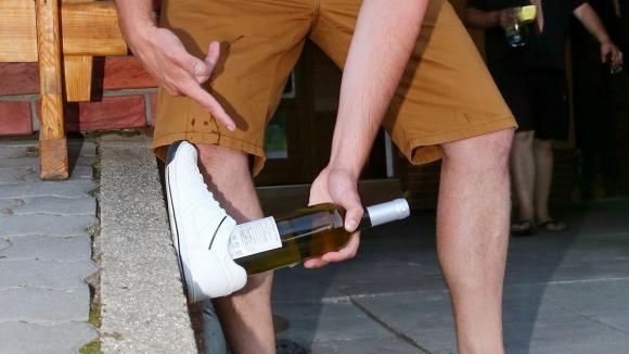 Jak otevřít láhev vína