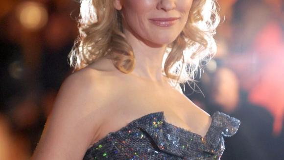 Oscarová herečka Cate Blanchett