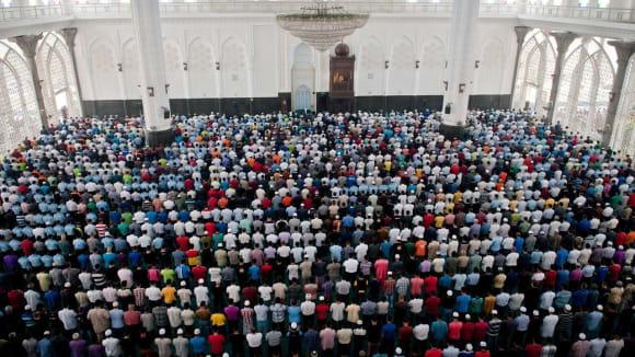 Muslimové (ilustrační foto)