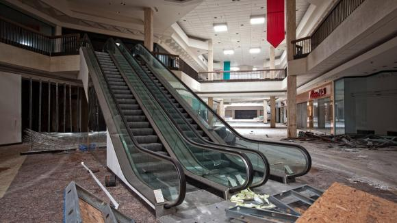 Konec největšího nákupního centra světa - Obrázek 1