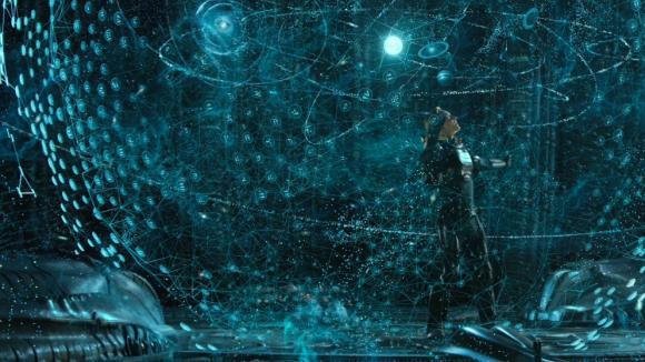 Vesmírný hologram