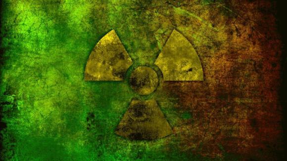Symbol radioaktivity