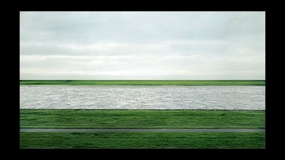 Rhein II Andreas Gursky