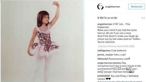 Rizzoli a Isles - baletka Angie