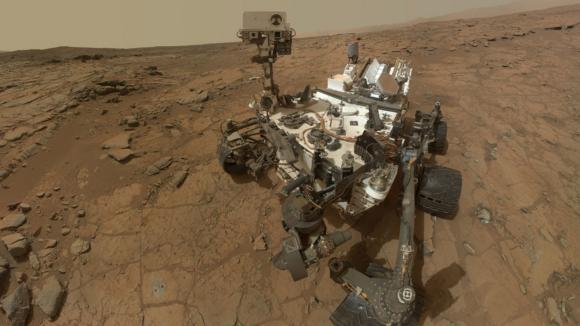 Rover na Marsu