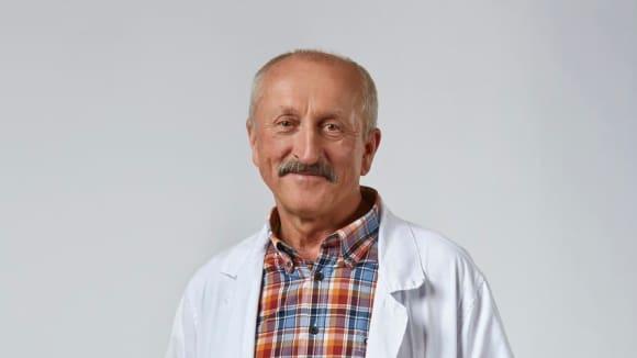 Oldřich Navrátil alias doktor Vladimír Luža