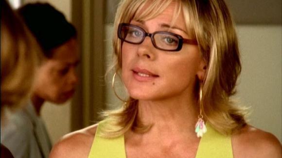 Sex ve městě: Samantha s brýlemi
