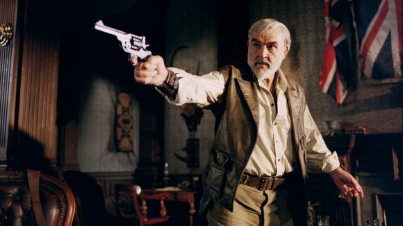 Sean Connery v Lize vyjímečných