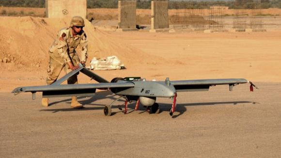 dron The RQ-7 Shadow
