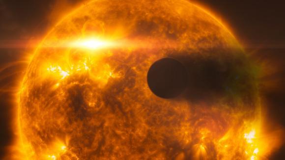 Sluneční záhada velká jako planeta