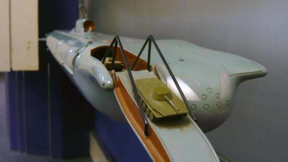 Ponorky, které měly převážet tanky - Obrázek 6