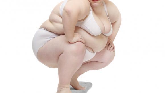 Obézní ženy mají větší problémy než obézní muži