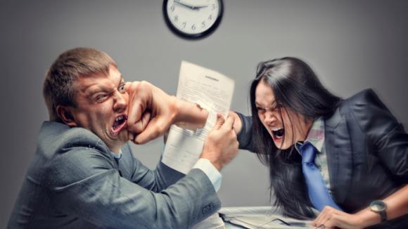 Rozvod bolí