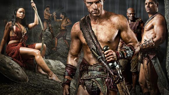 Spartakus v seriálu