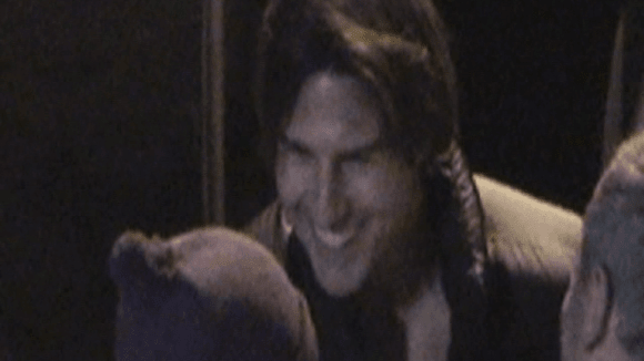 Tom Cruise na záběrech Diváckých Zpráv