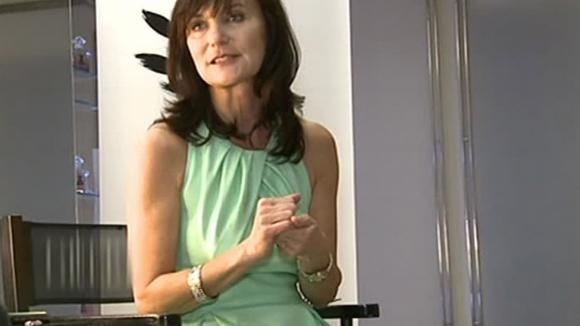 Video VIP zprávy: Návrhářka Beata Rajská se byla poradi s make-up artistou z Francie. A co oba poradili českým ženám? Podívejte se na video