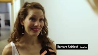 Barbora Seidlová a svátek Svatého Valentýna