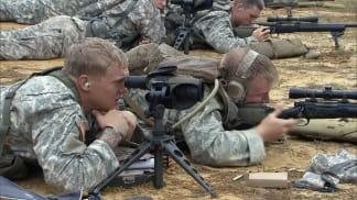1. epizoda - Armádní odstřelovač