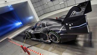 Volkswagen I.D. R Pikes Peak aerodynamika