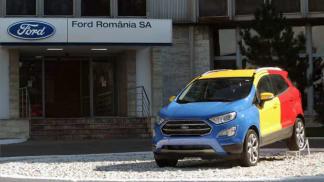Ford závod v Craiově